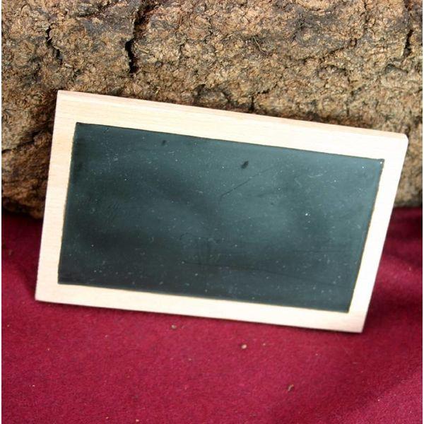 Enkelt voks tablet