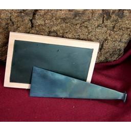 Roman wax spatula