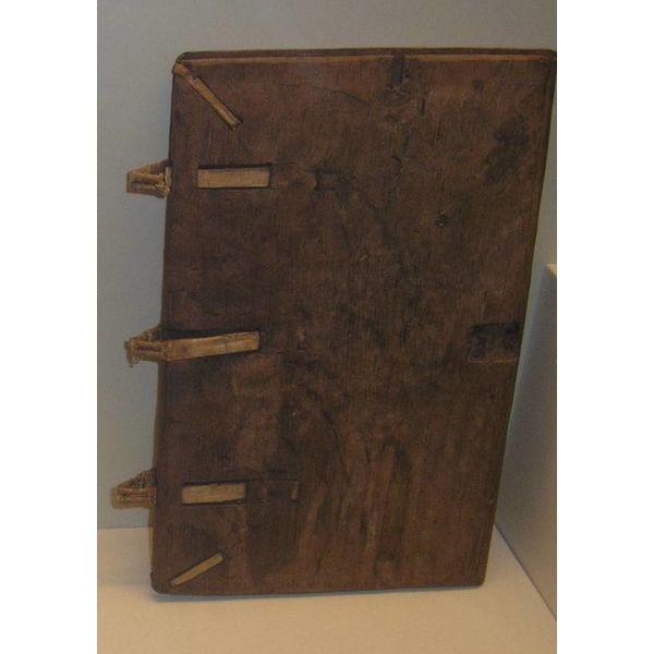Romersk skrift materiale