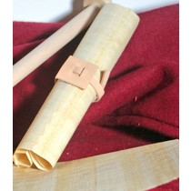 Classical scroll binding