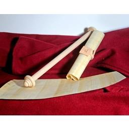 Classical scroll 30 cm, pair