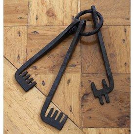 Ulfberth historiska nycklar