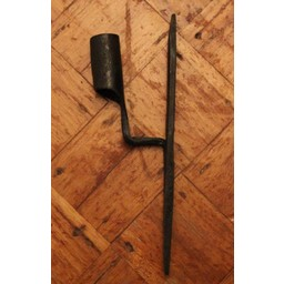 Medieval candleholder