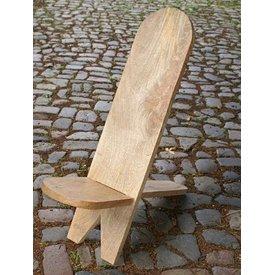 træstol