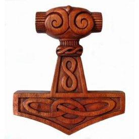 Thors Hammer mit Knoten