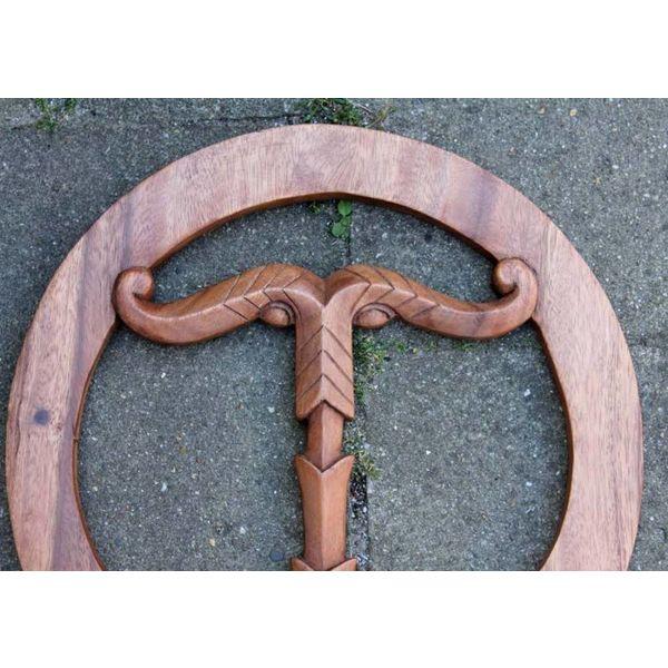 Yggdrasil, en bois