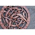 Serpente di Midgard di legno
