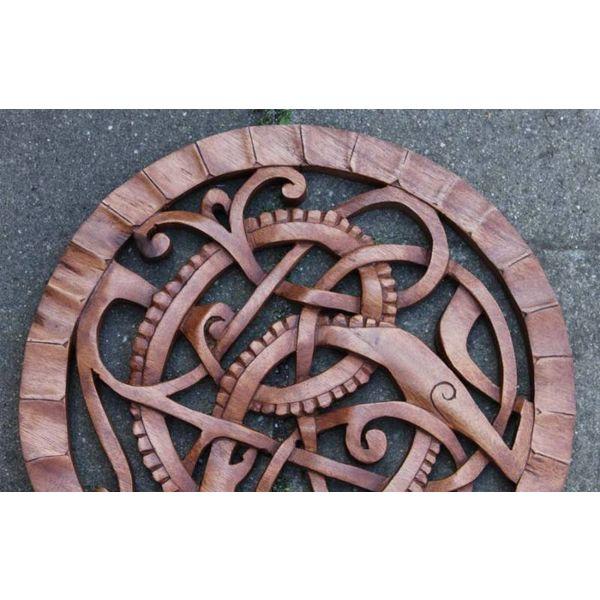 Træ- Midgård slange