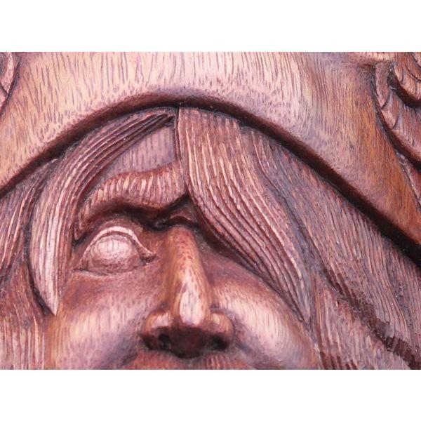 Odino di legno