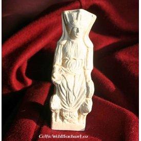 Romersk offerfund statue gudinde Kybele