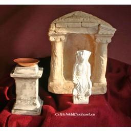 Roman votive statue goddess Cybele
