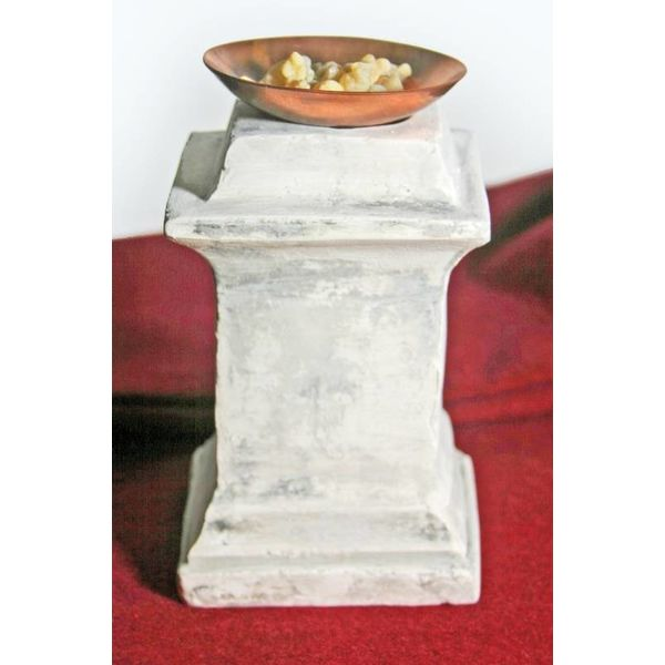 Roman incense bowl copper
