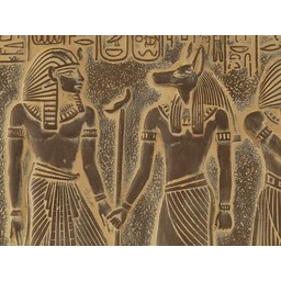 Egyptian relief Luxor