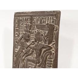 Reliëf Cleopatra & Marcus Antonius