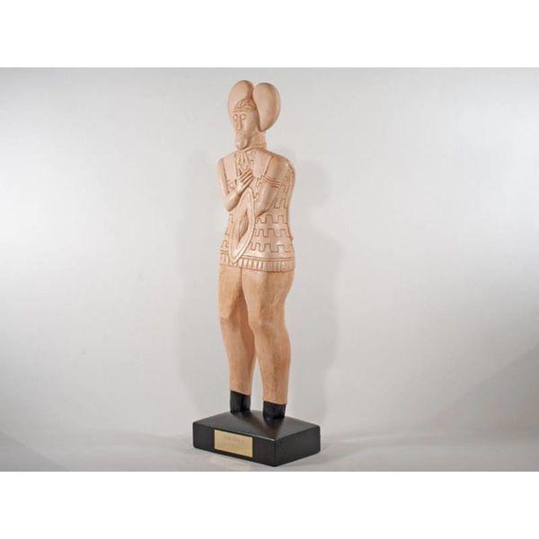Celtic statue Glauberg