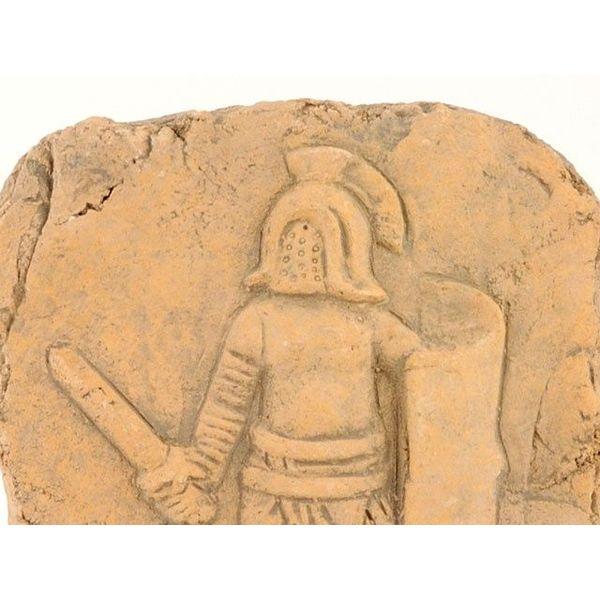 Relieve gladiador