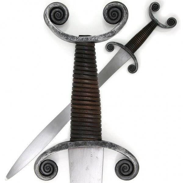 kovex ars Celtic sword Melnik