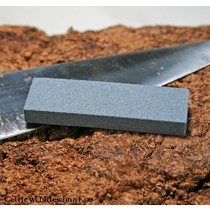 Ulfberth Germanic short seax of Damascus steel