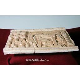 Relief gladiator slag Circus Maximus