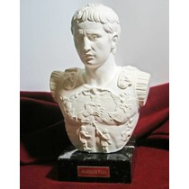 Roman oil lamp gladiator