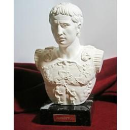 Buste empereur Auguste Prima Porta