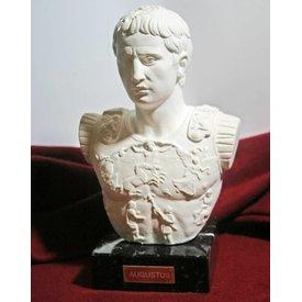 imperador Augustus Bust Prima Porta