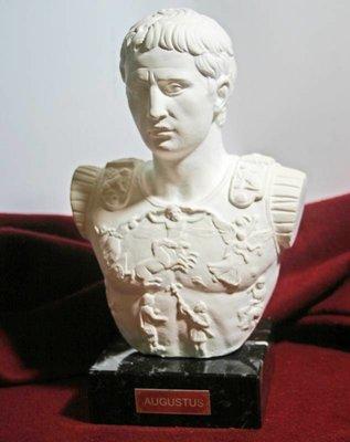 Celtic, Roman & Greek statues