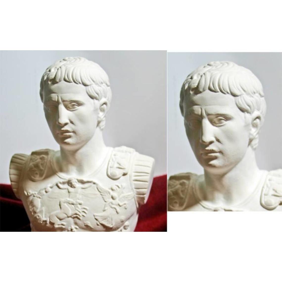Büste Kaiser Augustus Prima Porta