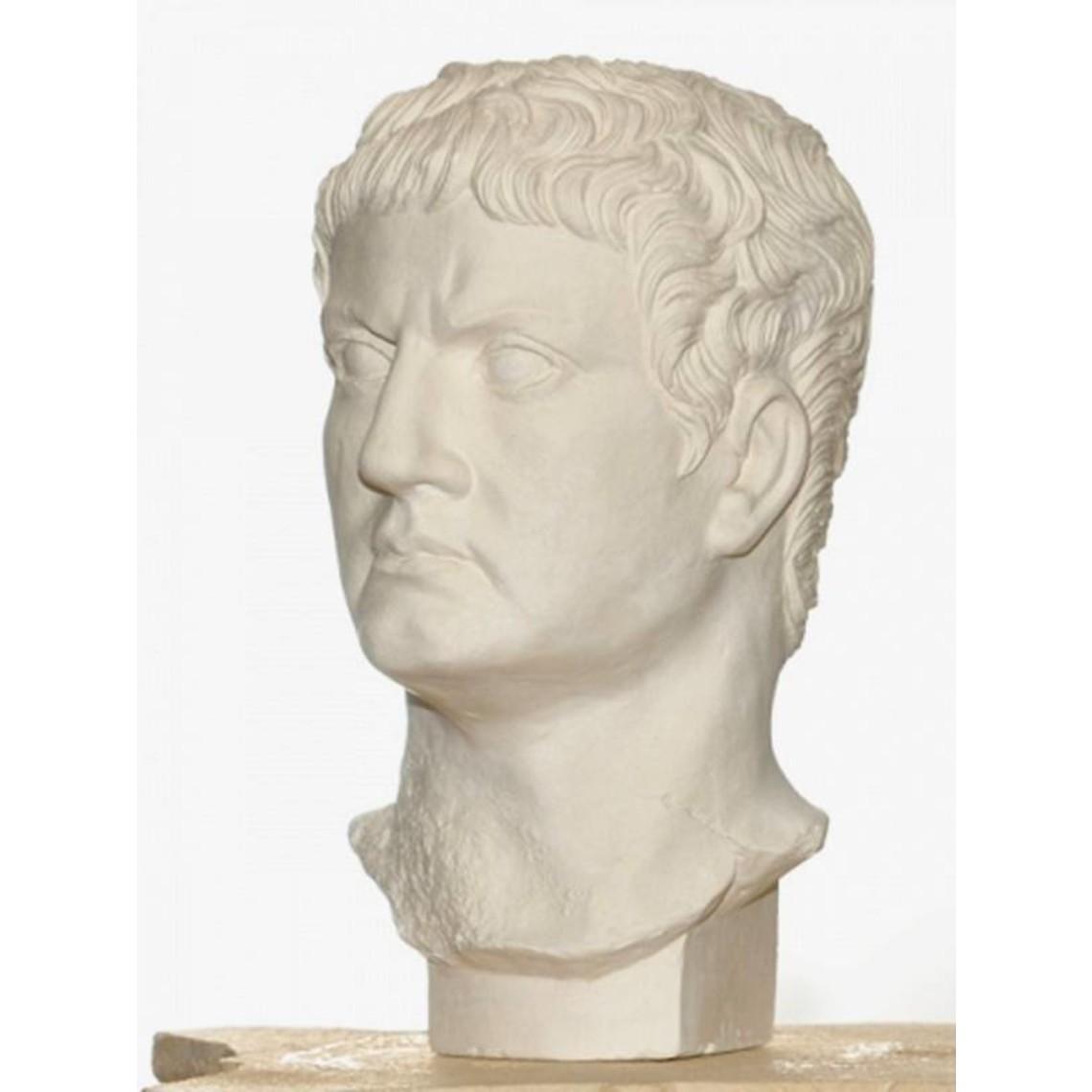 Buste generaal Marcus Agrippa