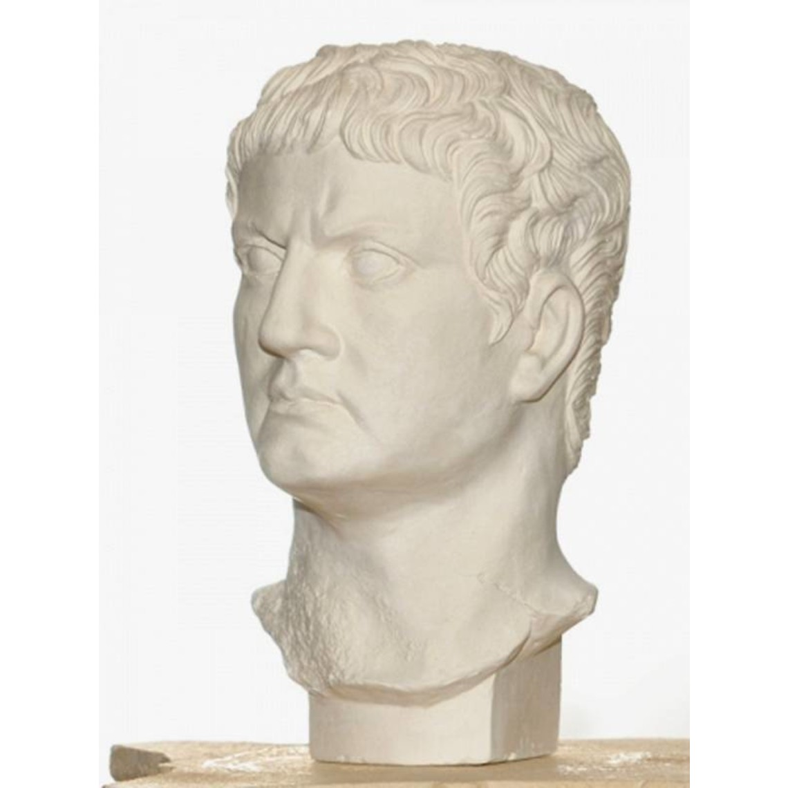 Busto generale Marco Agrippa
