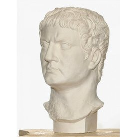 Bust generelt Marcus Agrippa