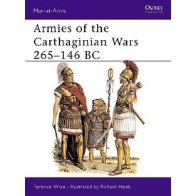 Osprey: hære puniske krige 265 - 146 f.Kr.