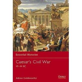 Osprey: Caesar`s burgeroorlog 49-44 BC