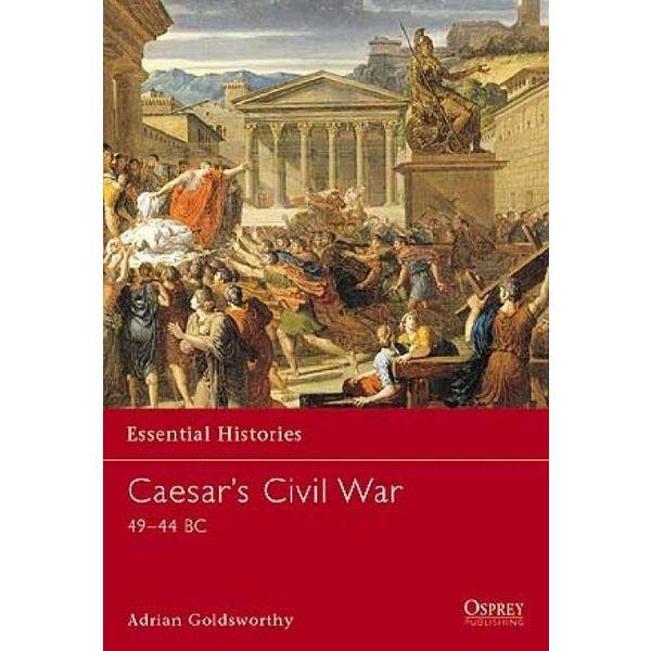 Osprey: de César guerre civile 49-44 BC