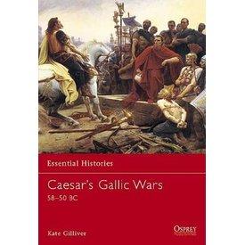 Osprey: Caesar`s gallerkrigen 58-50 BC