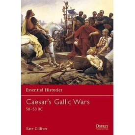 Osprey: Caesar`s gallerkrigene 58-50 f.Kr.