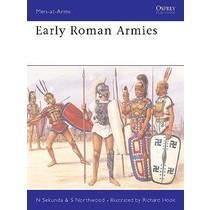 Osprey: Wczesne Armie rzymskie