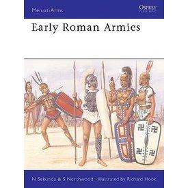 Osprey: Tidiga romerska arméerna