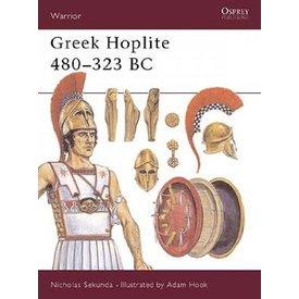 Osprey: Græsk Hoplit 480-323 f.Kr.
