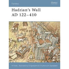 Osprey: Hadrians Wall AD 122 - 410