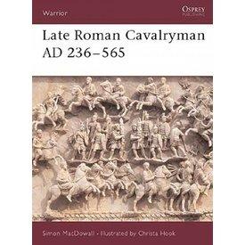 Osprey: sena romerska Cavalryman AD 236-565