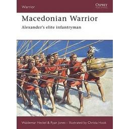 Osprey: Keuledonian Warrior - Alexander`s Elite Infanterist