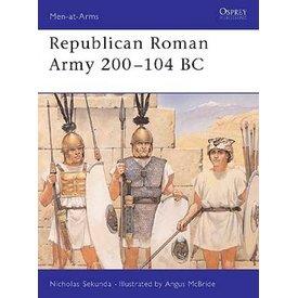 Osprey: republikanske romerske hær 200-104 f.Kr.