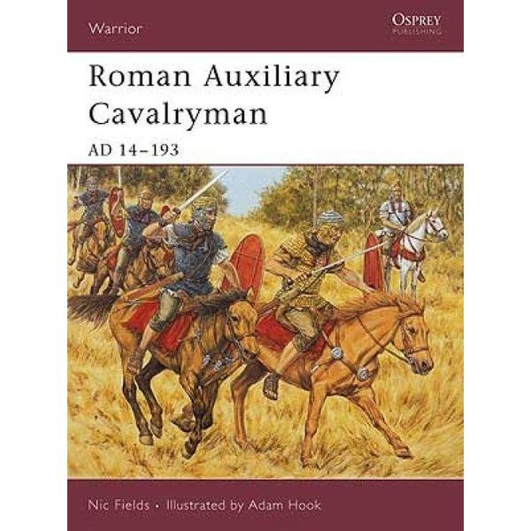 Osprey: Roman Auxiliary kavalerist AD 14-193