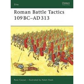 Osprey: rzymskokatolickie Taktyka walk 109 BC- AD 313