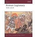 Osprey: Romersk Legionær 58 f.Kr. - AD 69