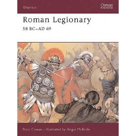 Osprey: Roman legionista 58 BC - AD 69