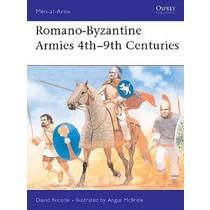 Osprey: Romano-bizantyjskim Armie na 4. 9 wieku