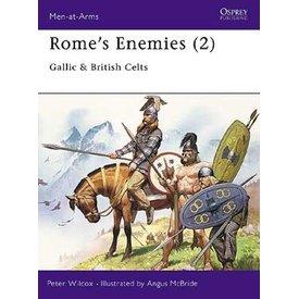 Osprey: Rome`s Enemies (2) - galliska och brittiska kelter