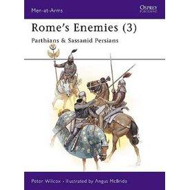Osprey: Rzym `wrogów (3) - Partowie i sassanidzkie Persy